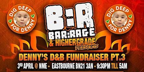 Denny's D&B Fundraiser Part 3 tickets