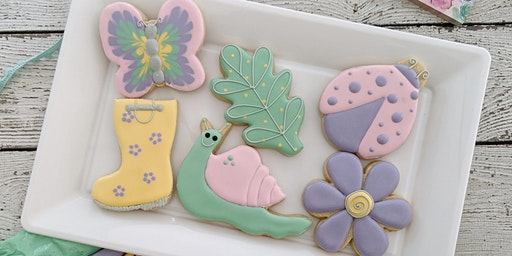 Spring Things Cookie Decorating @ Redemption Rock Brewing Co.