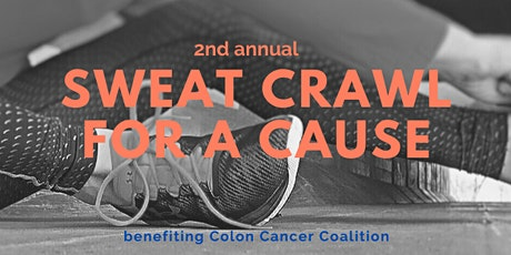 2nd Annual Sweat Crawl for a Cause tickets