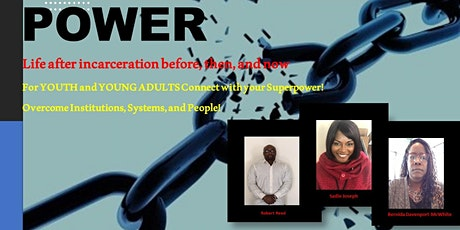 Life After Incarcerations:  Before, Then, and Now! tickets