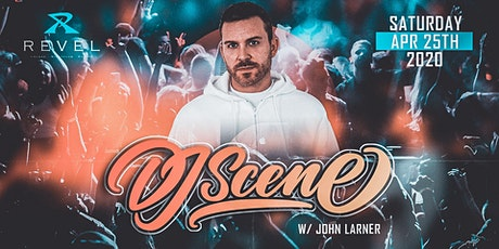 DJ Scene tickets