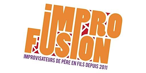 Spectacle d'improvisation - Impro Fusion