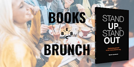 POSTPONED - EBBC Books & Brunch: Marnick Vandebroek - Stand Up to Stand Out tickets