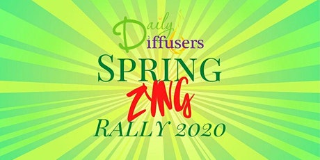 Daily Diffuser's Spring Zyng Rally tickets