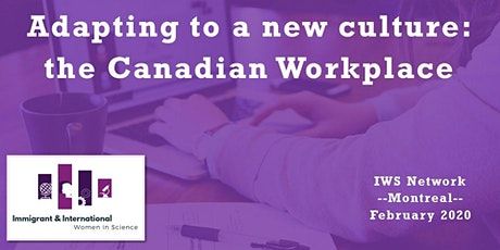 Adapting to a new culture: the Canadian Workplace - Montreal, QC tickets