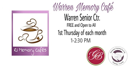 Warren Memory Cafe tickets