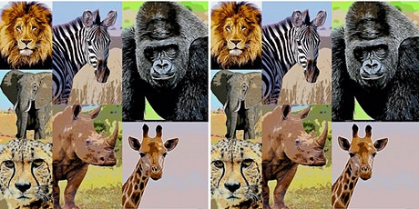 Safari Painting Workshop tickets