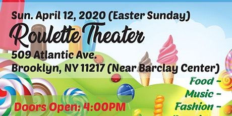 FASHION FANATIXX Kids Easter In Candyland tickets