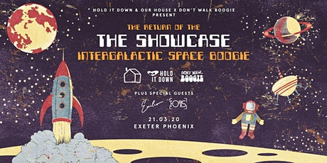 The Showcase: Intergalactic Space Boogie tickets