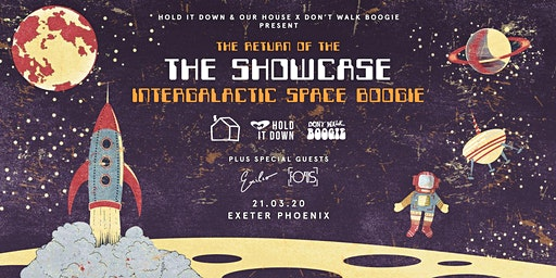 The Showcase: Intergalactic Space Boogie