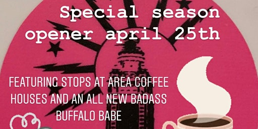 Buffalo's Favorite Daughters: Coffee House Season Opener