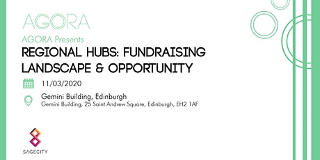 Regional Hubs: Fundraising Landscape & Opportunity tickets