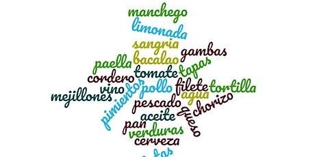 Spanish Conversation Workshop - Restaurant talk tickets