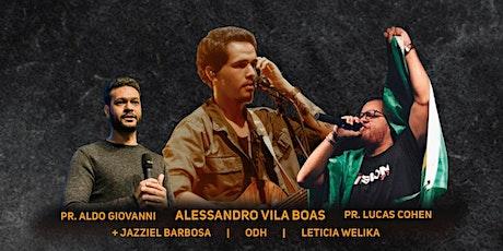 VIVENDO POR UMA MISSÃO 2.0 ingressos