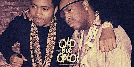 Old but Gold - Ü30 Hip Hop Party w/ 5 Sterne Soundsystem, Harris & Guests