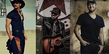 Ultimate Country Tribute Fest - 2ND SHOW tickets