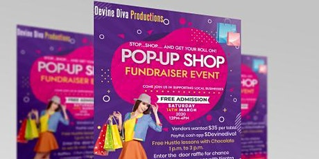 Stop... Shop... And Get Your Roll On Pop Up Shop tickets