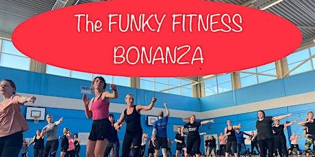 The Funky Fitness Bonanza tickets
