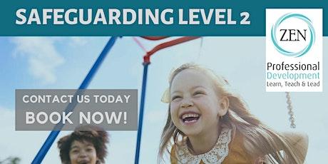 Safeguarding Level 2 Abu Dhabi tickets
