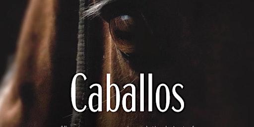 CABALLOS:  nuestros corazones siguen latiendo juntos