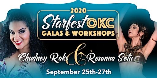 Starfest OKC 2020 w/ Chudney Raks & Rosanna Seta