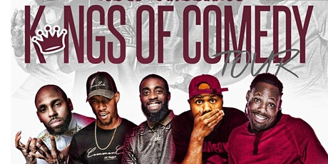 New Orleans Kings of Comedy PICAYUNE,MS. EDITION tickets