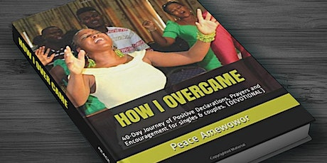 BOOK LAUNCH_HOW I OVERCAME  tickets