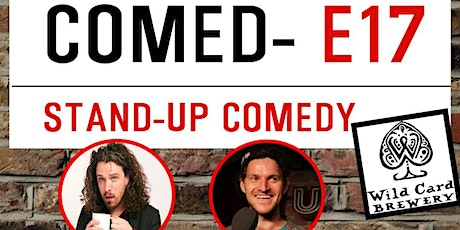 COMED-E17 with Alfie Brown @ The Wild Card, Walthamstow tickets