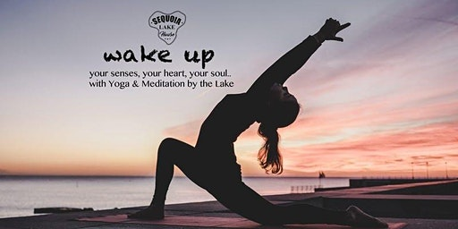 Wake Up Yoga by the Lake - 8th March 2020