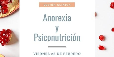 Sesión clínica gratuita para psicólogos entradas