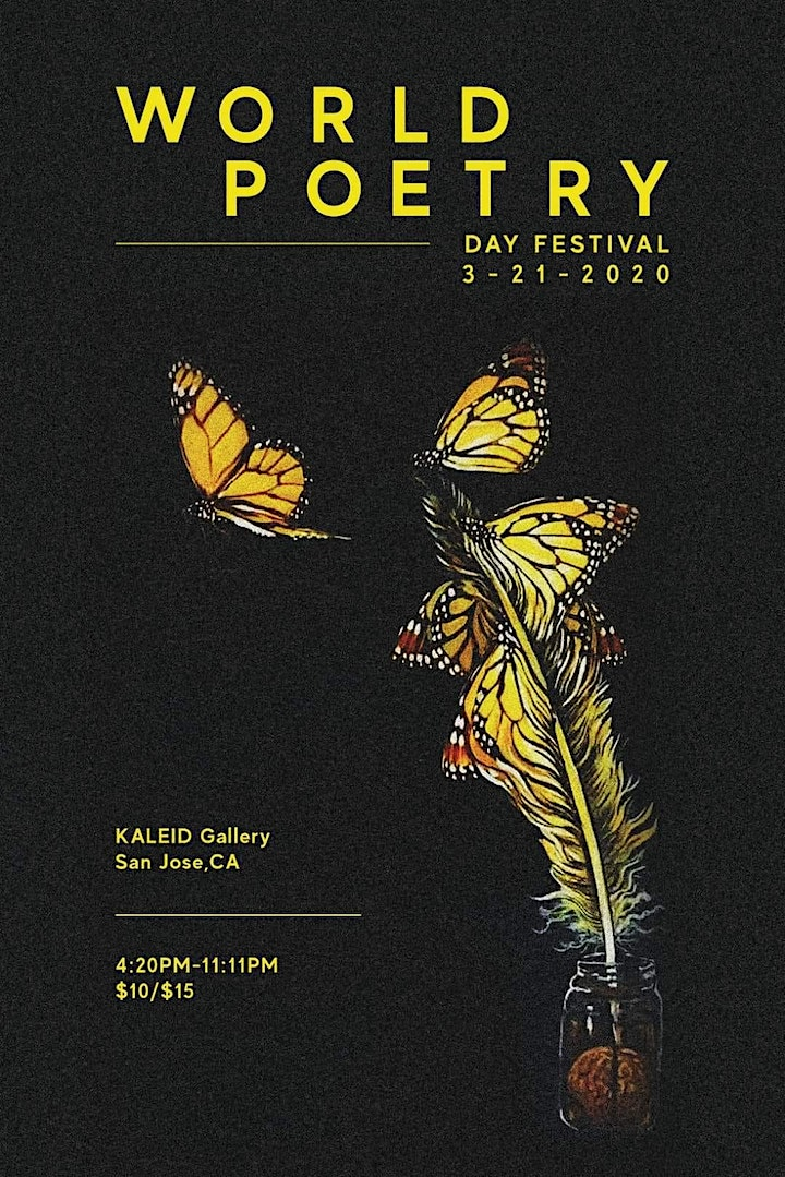 World Poetry Day Festival image