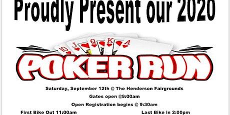 2020 Poker Run tickets