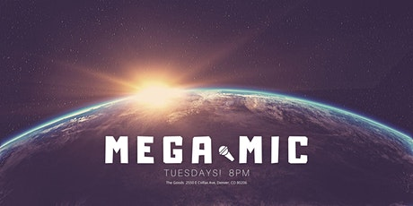 Mega Mic (Open Mic Comedy Show) tickets