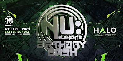 Nu Elementz Birthday Bash 2020