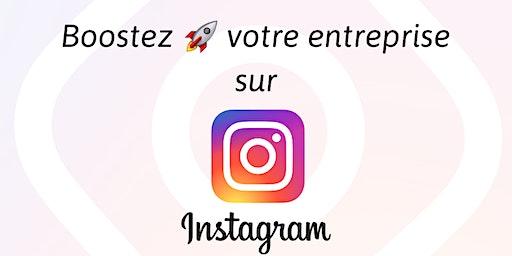 Boostez votre entreprise sur Instagram