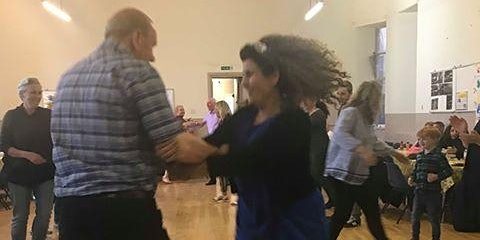 Govan's Getting There Ceilidh