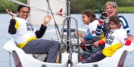 Discover Sailing - Dinghy tickets