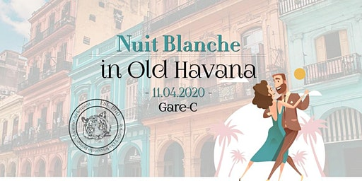 Nuit Blanche in Old Havana