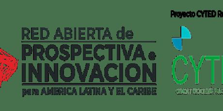 Seminario de formación avanzada en métodos prospectivos tickets