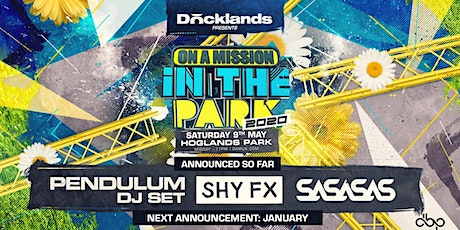 ON A MISSION in the Park 2020 tickets