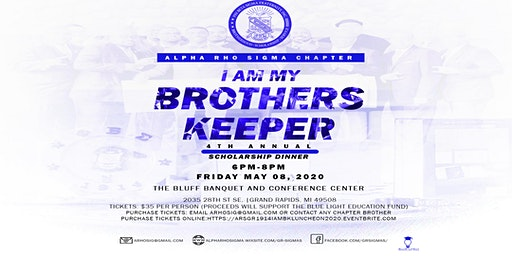 I Am My Brothers Keeper 2020 Scholarship Dinner