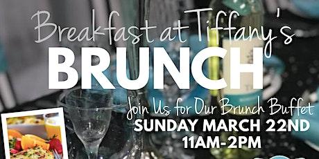 Breakfast at Tiffany's Brunch tickets
