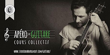 Apéro Guitare- Edition du 17/03 billets
