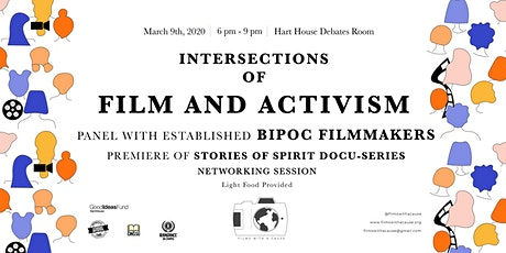 Intersections of Film and Activism tickets