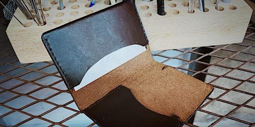 Dromedary Leather Crafting Workshop