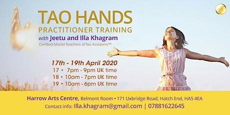 Tao Hands Practitioner Certification Training Program tickets