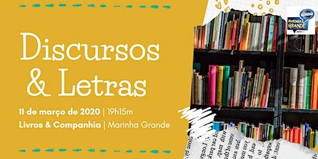 Discursos & Letras bilhetes