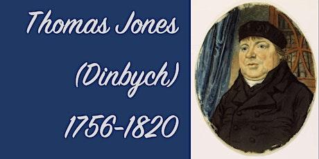Cynhadledd Nodi 200 mlwyddiant Thomas Jones (Dinbych) 1756-1820 tickets
