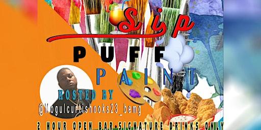 Paint Sip & Puff