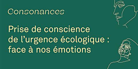 Prise de conscience de l'urgence écologique : face à nos émotions billets